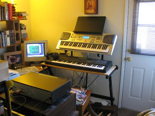 The Computer Pipe Organ